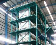 The bell jar type continuous annealing line
