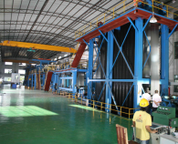 Tin plate production line1-1