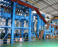 Tin plate production line1-2