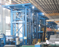 Tin plate production line2-2
