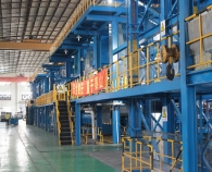 Tin plate production line2-3