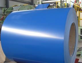 Prepainted galvanized steel coil(PPGI)