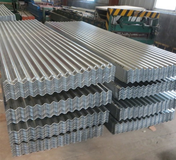 Galvalume Corrugated Steel Plate3 Corrugated Roofing