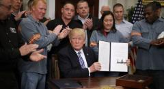 Could Trump tariffs damage US steel?
