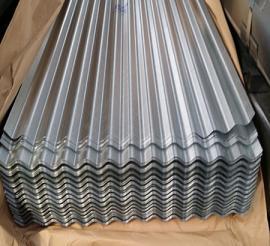 Galvalume Corrugated Steel Sheet