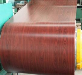 Wooden Color Coated Coil