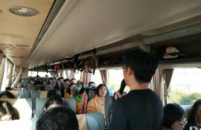 The ardent youth of Sino Steel is on the road.No madness, no youth.