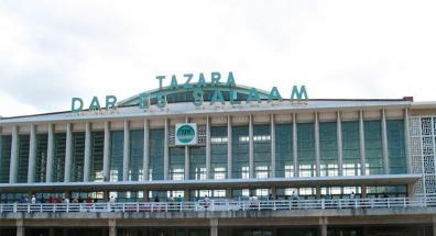 Tanzania Zambia Railway Station