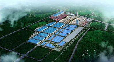 Focus Logistics park project